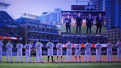 National Anthem Singers Add 'All Lives Matter' to 'O Canada' at MLB All-Star Game