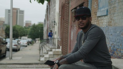 Carmelo Reflects on Marching Against Police Brutality in Baltimore