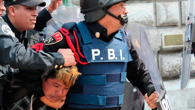 Guía para grabar abusos policiales en México