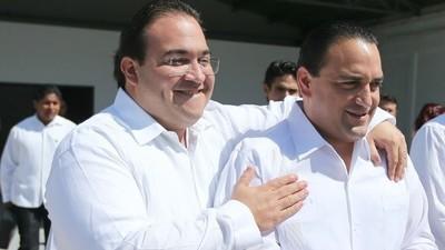 Javier Duarte y Roberto Borge: cómo robar miles de millones de pesos y salirte con la tuya