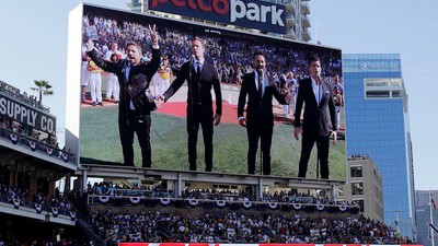 Everything We Learned From The Tenors' 'Lone Wolf' Canadian Anthem Fuck Up
