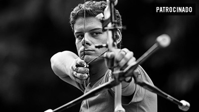 Marcus D'Almeida está com o pódio olímpico na mira