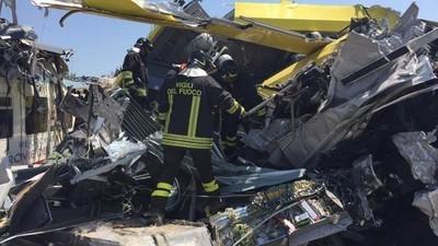 Tutto quello che sappiamo sul disastro ferroviario in Puglia