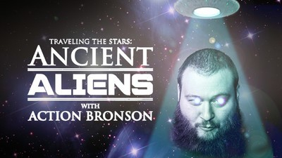 Watch Action Bronson Watch 'Ancient Aliens' on Our New VICELAND Show