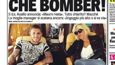 Perché Wanda Nara è diventata una delle persone più odiate del calcio italiano