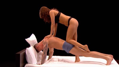 The Reality Show That Puts People on First Dates in Their Underwear