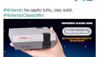L'annuncio del nuovo NES sta facendo impazzire tutti