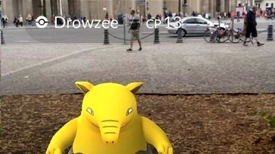Europe's Main Attractions Through the Lens of 'Pokémon Go', Because Why Not