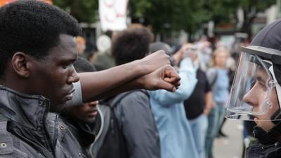 Rassismus bei der Polizei gibt es auch in Deutschland