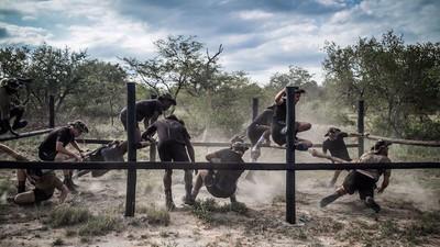 En patrouille avec une milice anti-braconnage d'Afrique du Sud