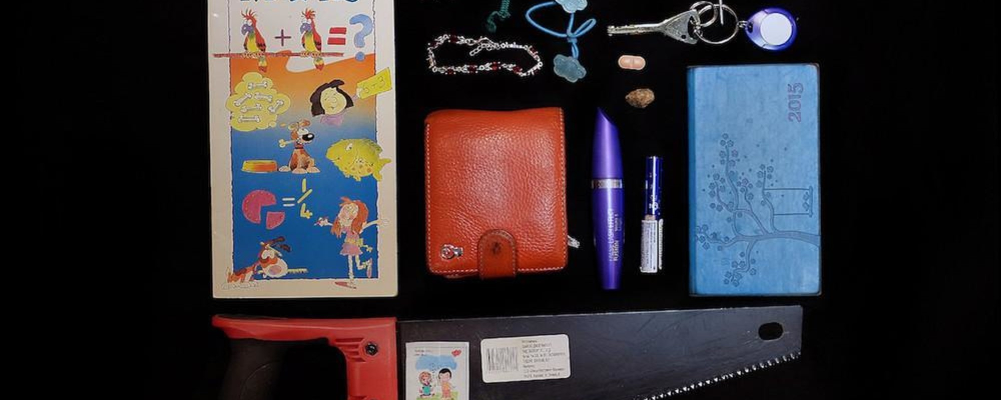 Photos of the Fascinating Things Women Keep in Their Bags
