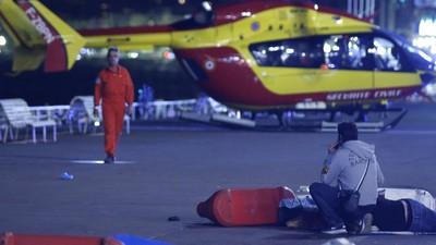 Peste 80 de morți, în urma unui atac terorist care a avut loc în Nisa de ziua națională a Franței