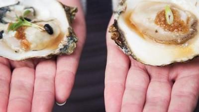 Belevenissen van een oestermeisje