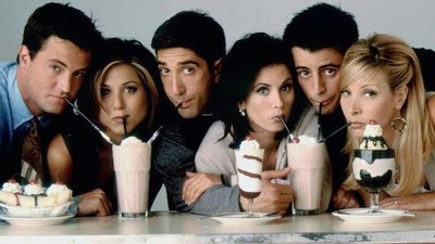 Why Do British People Love 'Friends' So Much?