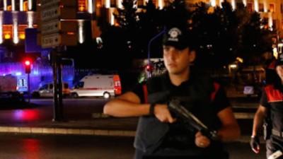 Das Militär hat laut eigenen Angaben die Kontrolle in der Türkei übernommen