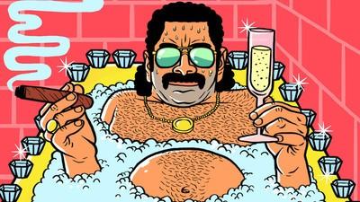 De verschrikkelijke dingen die rijke mensen doen op vakantie