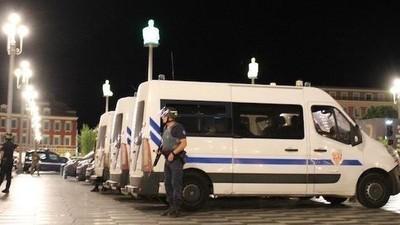 Depois do ataque, há um silêncio de morte nas ruas de Nice