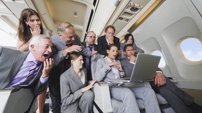Horrorgeschichten aus dem Flugzeug