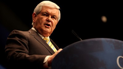 Newt Gingrich Wants to Deport Every Muslim Who Believes in Sharia