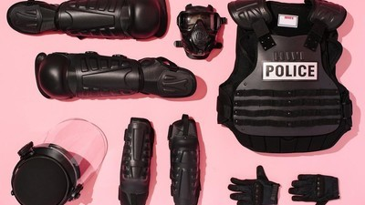 This Is the Riot Gear Cleveland Cops May Wear at the RNC