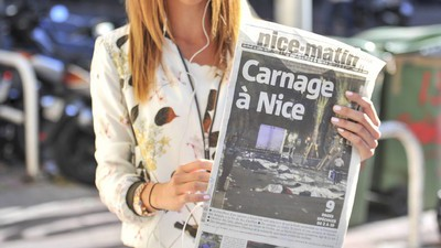 Warum die Medien sofort aufhören müssten, über Nizza zu berichten