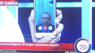 How Facetime Saved Erdogan from Turkey's Failed Coup