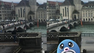 Ce pokemoni se găsesc la cele mai celebre monumente din Europa
