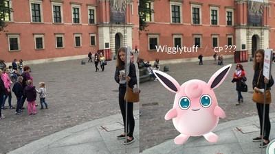 À caça de Pokémons em pontos turísticos da Velha Europa