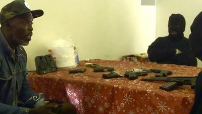 Atlanta Gunrunners Explain How They Get Weapons to New York Gangs