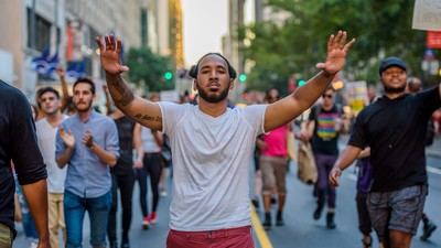 How I Learned to Stop Being Cynical and March for Black Life