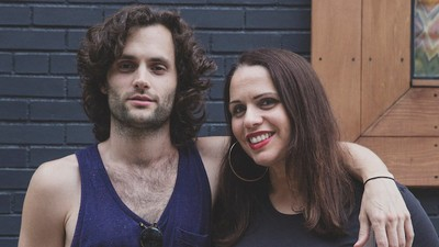 I Went on a First Date with MOTHXR's Penn Badgley