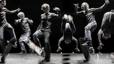 O vídeo de Rodney Mullen que mistura skate com arte e ciência
