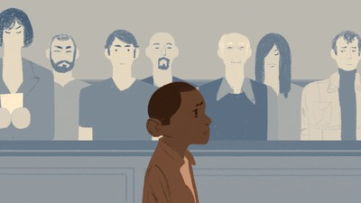 The 14-Year-Old Who Grew Up in Prison