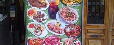 Probamos las comidas low-cost más asquerosas de Madrid