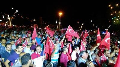 Wie meine kurdische Familie in der Türkei den Putschversuch erlebt hat