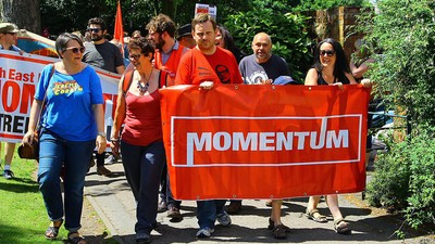 Is Momentum a 'Cult of Dangerous Thugs'?
