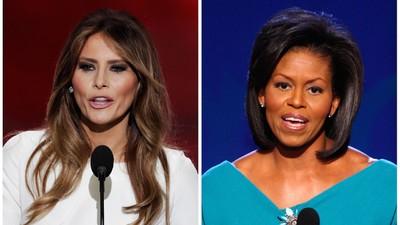 Redenschreiber erklären, wie es zu Melania Trumps Obama-Plagiat gekommen sein könnte