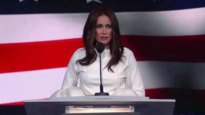 Watch Laura Benanti's Perfect Melania Trump Impression on 'The Late Show'