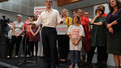 Who Is Owen Smith, the Man Who Thinks He Can Topple Corbyn?