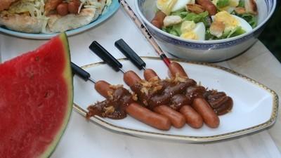 Zo doe je op een festival culinair verantwoord met knakworsten