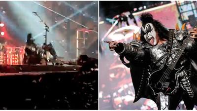 Die 1000 schlimmsten Stürze von Musikern während ihres Auftritts (1-9)