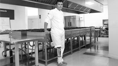 Diese Küche bildet Guerillakämpfer und kolumbianische Soldaten aus