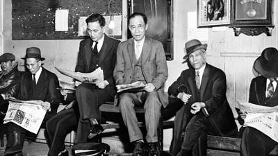 As guerras de gangsters sino-americanos que abalaram Nova Iorque