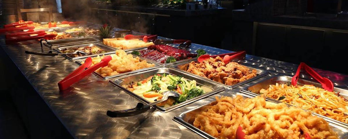 One Man Tests The Limits Of Mandarin S Infamous All You Can Eat Buffet Asiansoul
