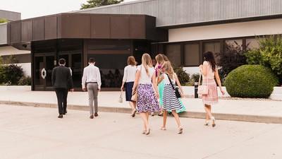 Un día en la sede central española de los Testigos de Jehová