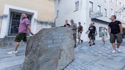 """Das demokratische Österreich braucht den Abriss des """"Hitlerhauses"""""""