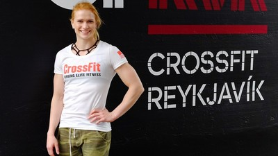 Annie Thorisdottir Could Lead the Icelandic Women to an Unprecendented Sweep at the Crossfit Games