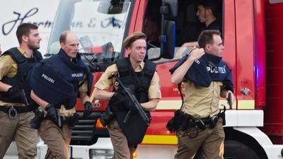 Vários mortos em atentado com arma de fogo num shopping em Munique