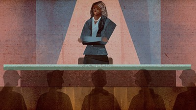 Being a Black Prosecutor Is an Isolating, Important Job