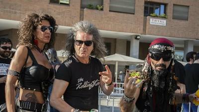 Am petrecut cu veteranii heavy metal la concertul Iron Maiden din Madrid